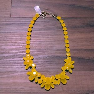 Bright yellow Semi translucent jelly stone